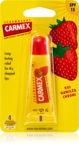 Carmex Strawberry baume à lèvres en tube SPF 15