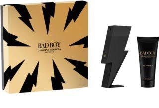 Carolina Herrera Bad Boy Le Parfum σετ δώρου II. για άντρες