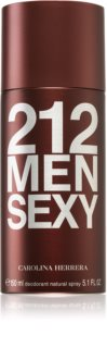 Carolina Herrera 212 Sexy Men deospray za muškarce