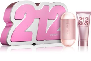Carolina Herrera 212 Sexy Gift Set VII. for Women