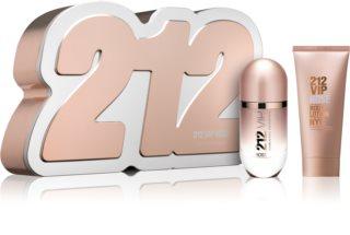 Carolina Herrera 212 VIP Rosé ajándékszett VII. hölgyeknek