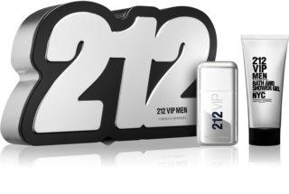 Carolina Herrera 212 VIP Men set cadou VI. pentru bărbați