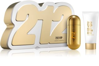 Carolina Herrera 212 VIP set cadou VII. pentru femei