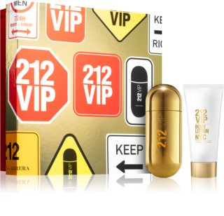 Carolina Herrera 212 VIP darčeková sada IV. pre ženy