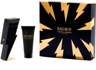 Carolina Herrera Bad Boy coffret I. para homens