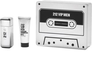 Carolina Herrera 212 VIP Men σετ δώρου I. για άντρες