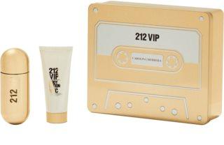 Carolina Herrera 212 VIP σετ δώρου I. για γυναίκες