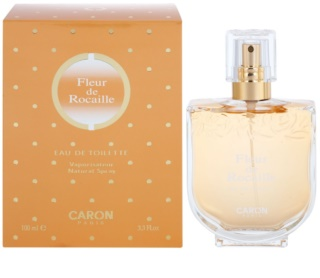 Caron Fleur de Rocaille eau de toilette sample for Women 2 ml