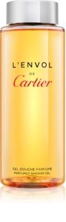 Cartier L'Envol sprchový gél pre mužov