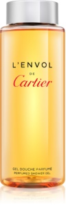 Cartier L'Envol tusfürdő gél uraknak