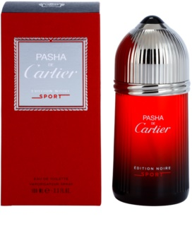 Cartier Pasha de Cartier Edition Noire Sport toaletna voda za muškarce