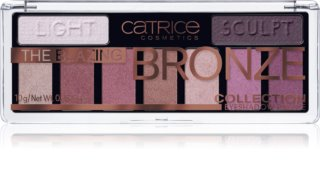 Catrice The Blazing Bronze Collection Lidschatten-Palette