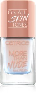 Catrice More Than Nude лак для нігтів