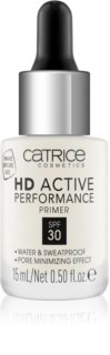 Catrice HD Active Performance  течна основа под грим SPF 30