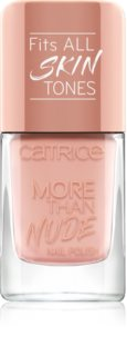 Catrice More Than Nude lac de unghii