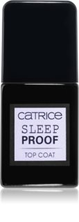 Catrice Sleep Proof Top Coat protecteur de vernis à séchage rapide