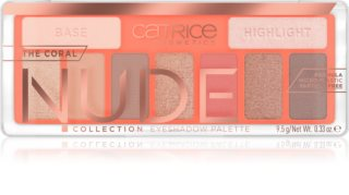 Catrice Coral Nude Eyeshadow Palette