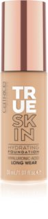 Catrice True Skin Természetes fedésű hidratáló make-up