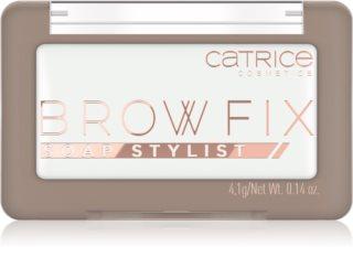Catrice Brow Fix Soap Stylist fixační vosk na obočí