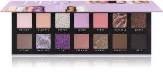 Catrice PRO Lavender Breeze Slim paletka očných tieňov