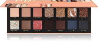 Catrice PRO Peach Origin paletka očních stínů
