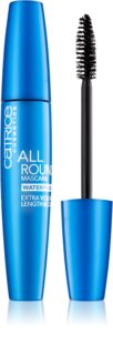 Catrice Allround mascara per ciglia allungate, curve e voluminose resistente all'acqua