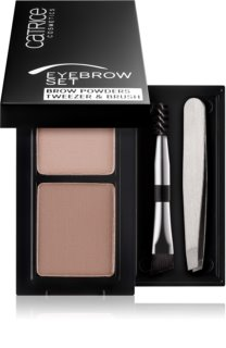 Catrice Prime And Fine Set Eyebrow
