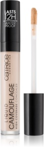 Catrice Liquid Camouflage High Coverage Concealer рідкий коректор