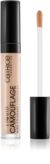 Catrice Liquid Camouflage High Coverage Concealer corrector líquido