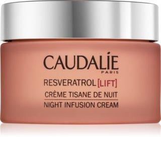 Caudalie Resveratrol [Lift] нічний відновлюючий крем з розгладжуючим ефектом