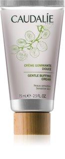 Caudalie Masks&Scrubs нежен ексфолиращ крем за чувствителна кожа на лицето