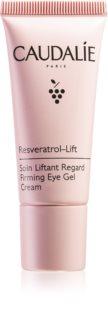 Caudalie Resveratrol-Lift κρέμα τζελ ματιών με ανθεκτικά  αποτελέσματα