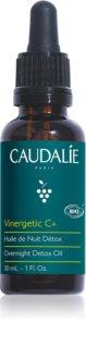 Caudalie Vinergetic C+ Avgiftande olja för natten