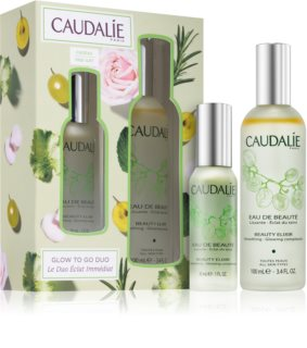 Caudalie Beauty Elixir Cosmetic Set (For Radiant Looking Skin)
