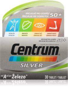 Centrum Multivitamin Silver doplněk stravy pro dospělé nad 50 let pro uchování zdraví a pohody