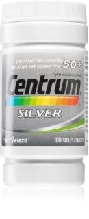 Centrum SILVER 50+ vitamínový komplex s minerály pro dospělé 50+