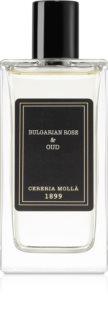 Cereria Mollá Bulgarian Rose & Oud room spray