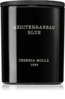 Cereria Mollá Boutique Mediterranean Blue scented candle