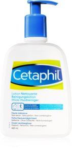 Cetaphil Cleansers Reinigungsmilch für empfindliche trockene Haut