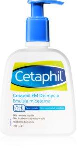 Cetaphil EM почистваща мицеларна емулсия с дозатор