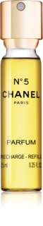 Chanel N°5 parfém náplň s rozprašovačem pro ženy
