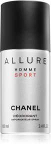 Chanel Allure Homme Sport deospray za muškarce
