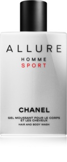 Chanel Allure Homme Sport Shower Gel for Men