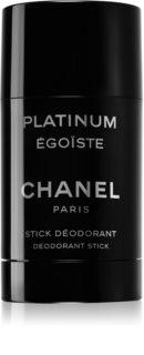 Chanel Égoïste Platinum desodorizante em stick para homens