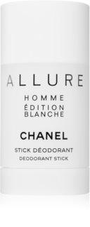 Chanel Allure Homme Édition Blanche deodorante stick per uomo