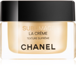 Chanel Sublimage creme facial extra nutritivo antirrugas