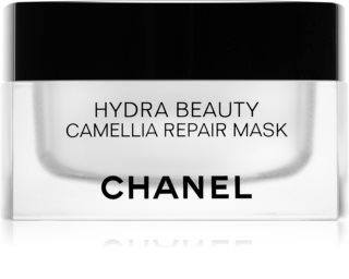 Chanel Hydra Beauty Camellia Repair Mask Hydrating Mask with Soothing Effect