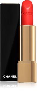 Chanel Rouge Allure Velvet бархатная помада для губ с матовым эффектом