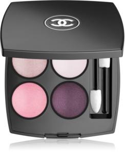 Chanel Les 4 Ombres intenzivna sjenila za oči