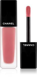 Chanel Rouge Allure Ink жидкая помада для губ с матовым эффектом